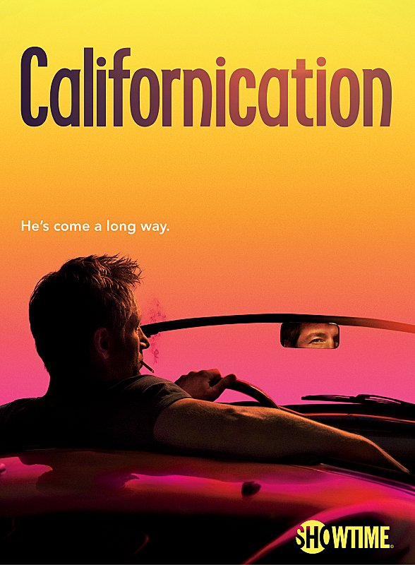 Netflix Serie - Californication - Nu op Netflix