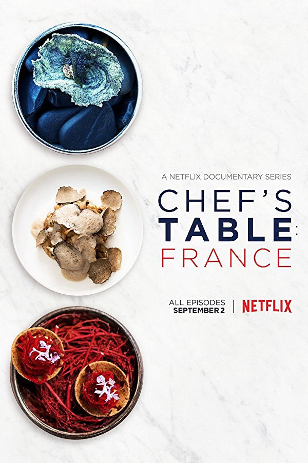 Netflix Serie - Chef's Table France - Nu op Netflix