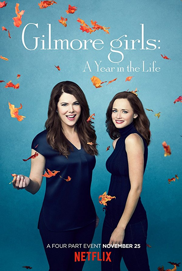 Netflix Serie - Gilmore Girls: A Year in the Life - Nu op Netflix