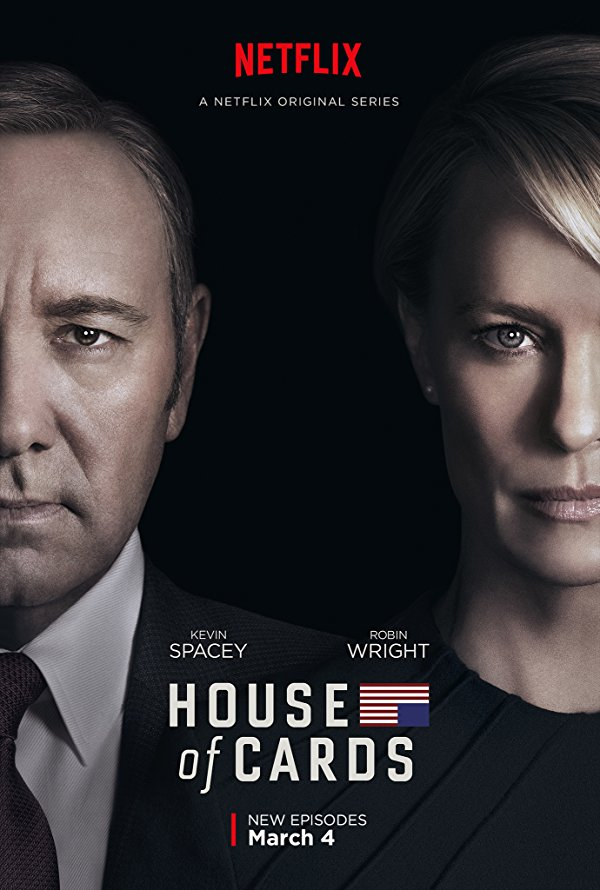 Netflix Serie - House of Cards - Nu op Netflix
