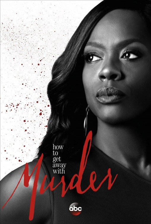 Netflix Serie - How To Get Away With Murder - Nu op Netflix