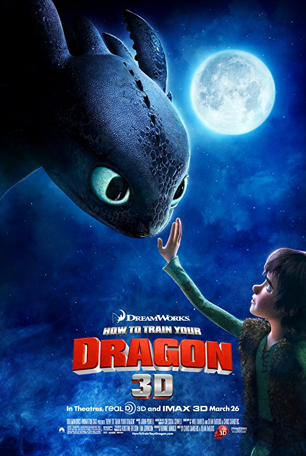 Netflix Serie - How to Train Your Dragon - Nu op Netflix