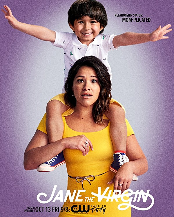 Netflix Serie - Jane The Virgin - Nu op Netflix