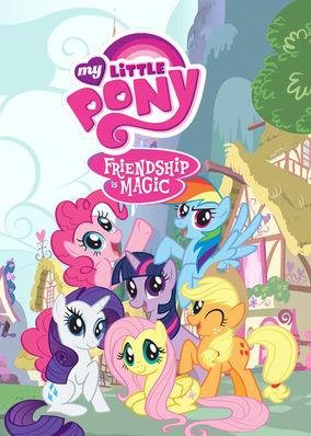 Netflix Serie - My Little Pony: Friendship is Magic - Nu op Netflix