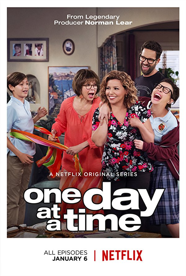 Netflix Serie - One Day At A Time - Nu op Netflix