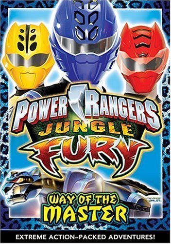Netflix Serie - Power Rangers: Jungle Fury - Nu op Netflix