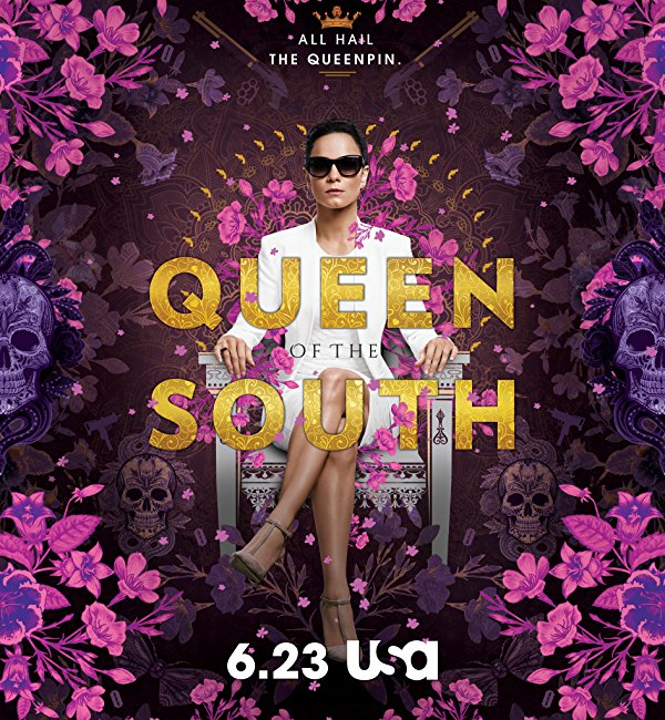 Netflix Serie - Queen of the South - Nu op Netflix