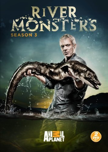 Netflix Serie - River Monsters - Nu op Netflix