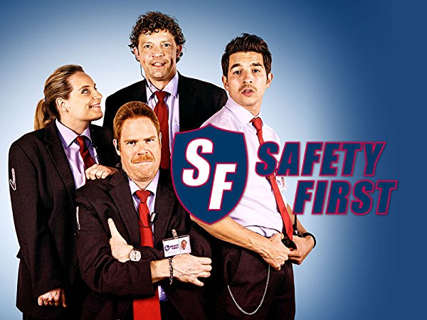 Netflix Serie - Safety First - Nu op Netflix