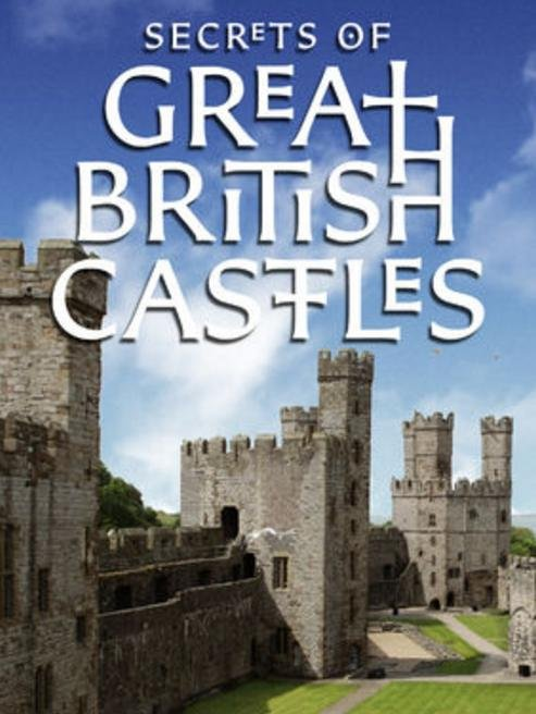 Netflix Serie - Secrets of Great British Castles - Nu op Netflix