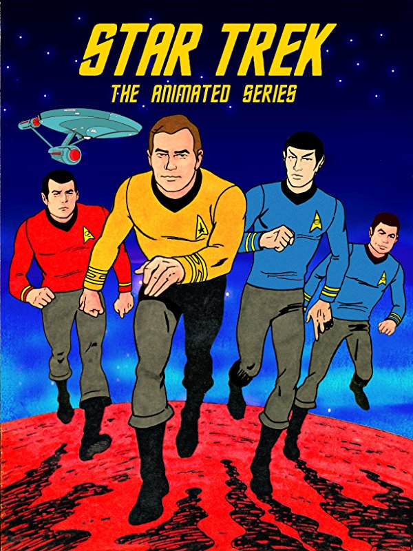Netflix Serie - Star Trek: The Animated Series - Nu op Netflix