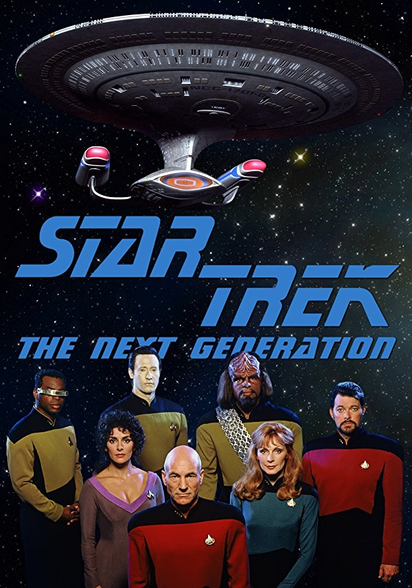 Netflix Serie - Star Trek: The Next Generation - Nu op Netflix