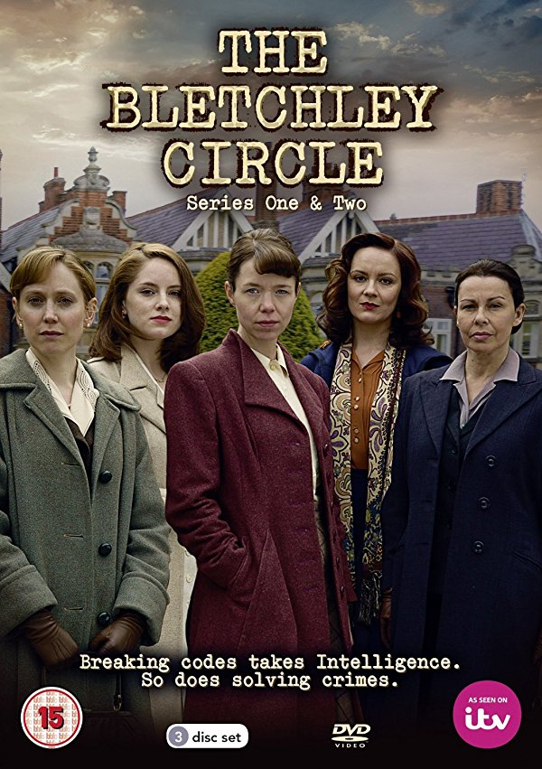 Netflix Serie - The Bletchley Circle - Nu op Netflix