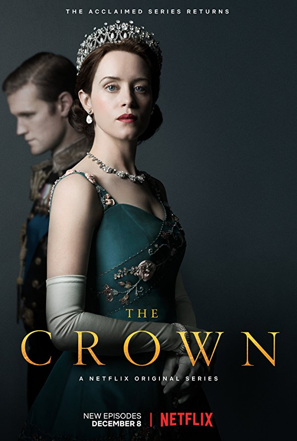 Netflix Serie - The Crown - Nu op Netflix
