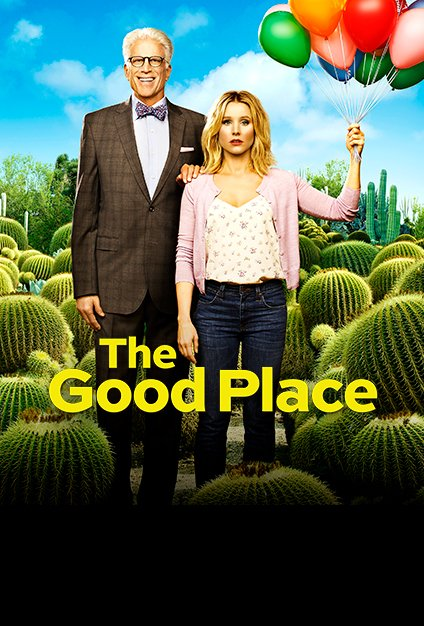 Netflix Serie - The Good Place - Nu op Netflix