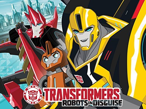 Netflix Serie - Transformers: Robots in Disguise - Nu op Netflix